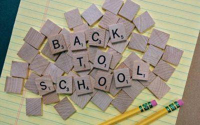 De scholen zijn weer begonnen